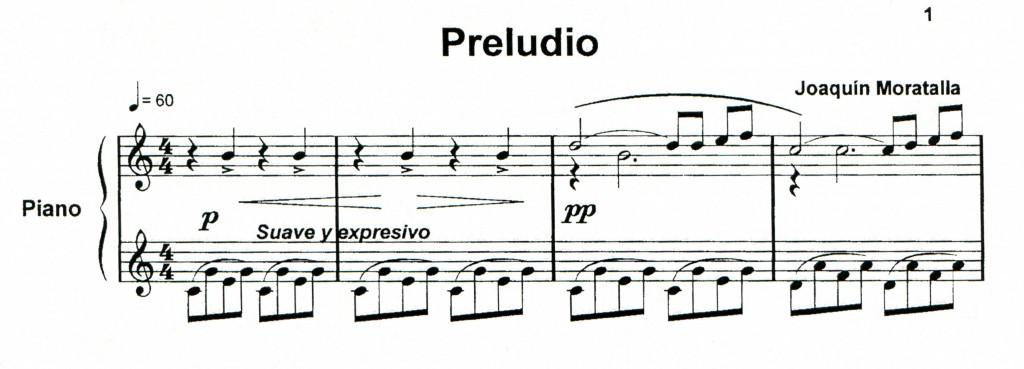 Incipit_Preludio