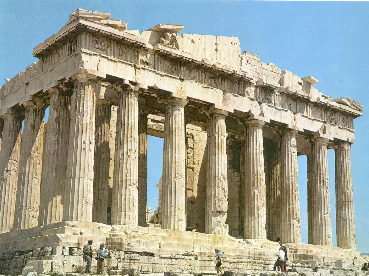 M sica en la antigua grecia Casas griegas antiguas